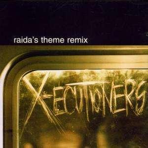 Raida'S Theme Remix - X - Musik - Asphodel - 0753027011121 -