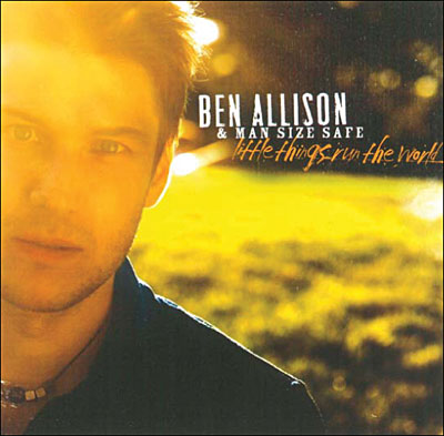 Little Things Run the World - Allison Ben / Man Size Safe - Musik - PALMETTO RECORDS - 0753957213121 - January 22, 2008