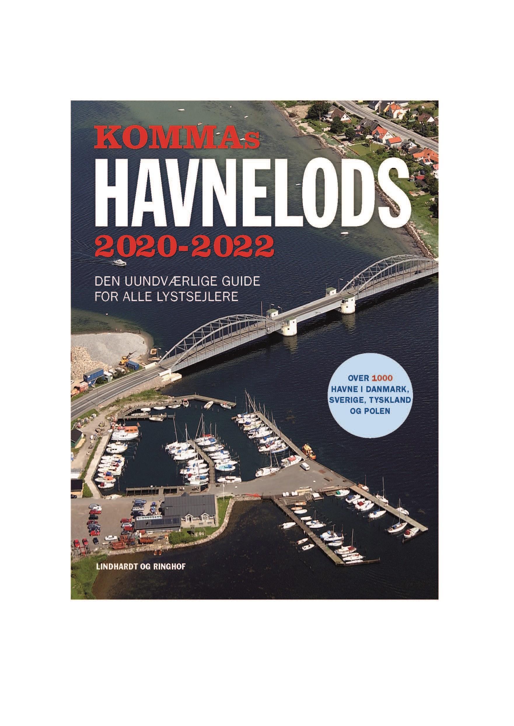 Kommas havnelods 2020-2022 - Janne Poulsen; Ted Gräslund - Bøger - Lindhardt og Ringhof - 9788711917121 - 23/4-2020