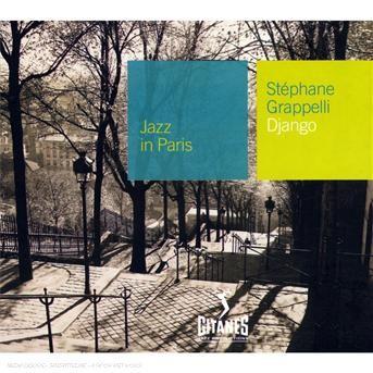 Django - Stephane Grappelli - Musik - EMARCY - 0044001842122 - 31/10-2002