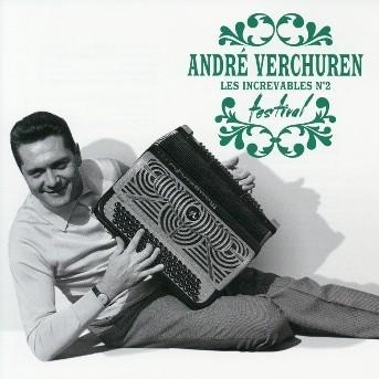 Increvable N2 - Andre Verchuren - Musik - UNIVERSAL - 0044006441122 - 21/9-2004