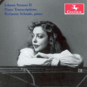 Piano Transcriptions - Rorianne Schrade - Musik - CENTAUR - 0044747272122 - 7/7-2017