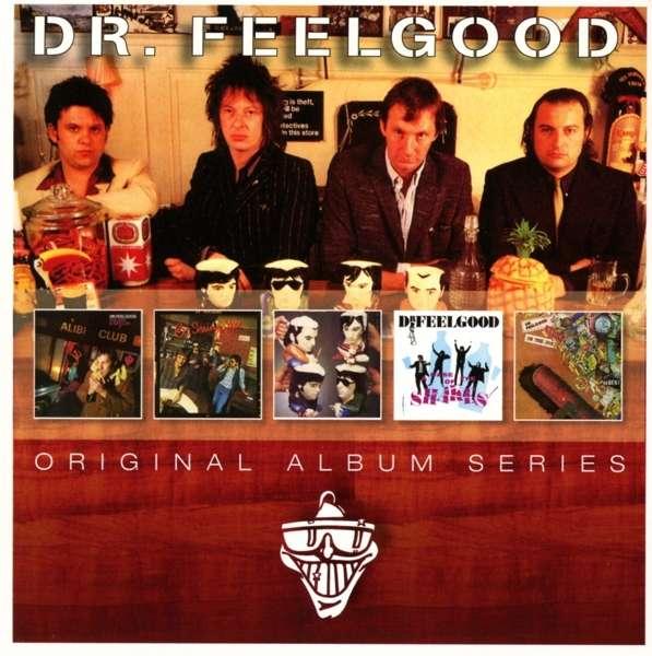Original Album Series - Dr Feelgood - Musik - PLG - 0190295922122 - 18. november 2016