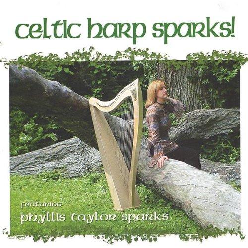 Celtic Harp Sparks! - Phyllis Taylor Sparks - Musik - Voyager - 0708638580122 - July 8, 2003