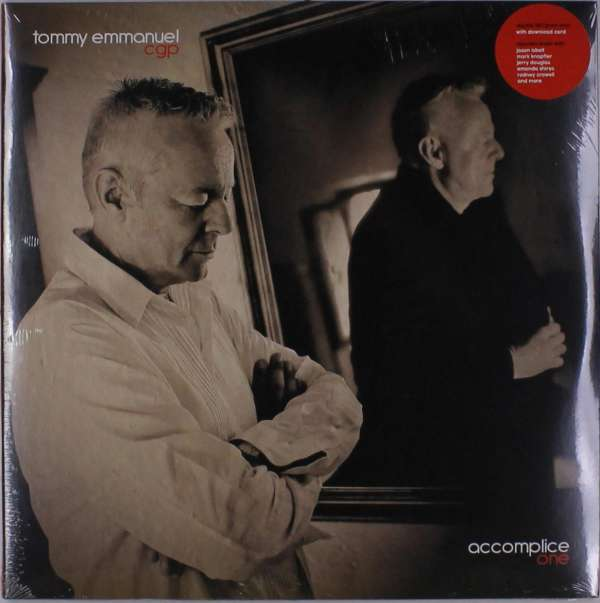 Accomplice One - Tommy Emmanuel - Musik - ROCK/ACOUSTIC - 0752830512122 - January 19, 2018