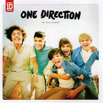 Up All Night - One Direction - Musik - Sony Owned - 0886919310122 - February 6, 2012