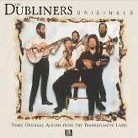 Originals - Dubliners - Musik - BMG Rights Management LLC - 5016073337122 - 3/3-2008