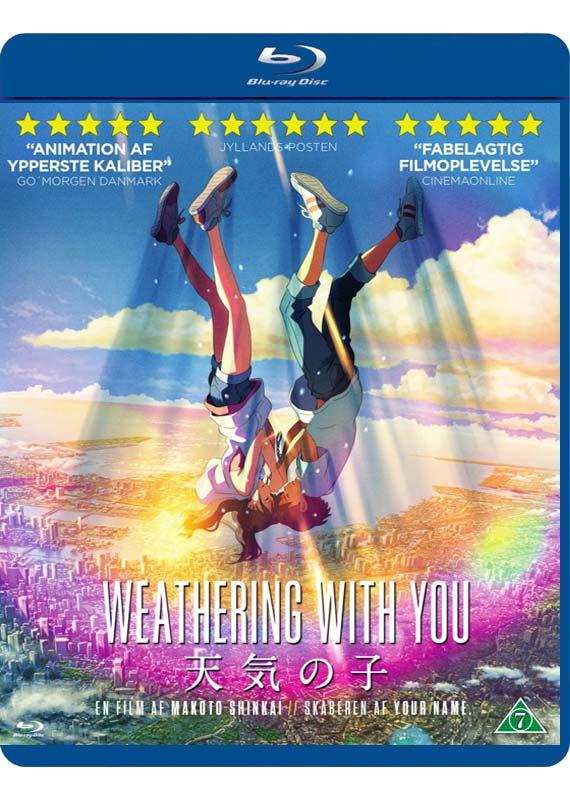 Weathering with You - Makoto Shinkai - Film -  - 5705535065122 - October 8, 2020