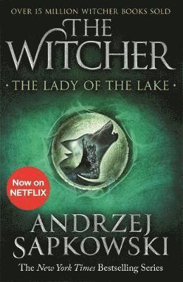 Andrzej Sapkowski The Lady Of The Lake Witcher 5 Now A Major Netflix Show The Witcher Paperback Book 2020