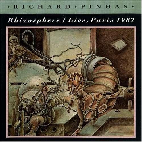 Rhizoshpere: Live Paris 1982 - Richard Pinhas - Musik - POP / ROCK - 0045775006123 - March 29, 1995