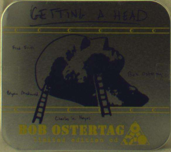 Getting a Head - Bob Ostertag - Musik -  - 0752725013123 - December 3, 2013