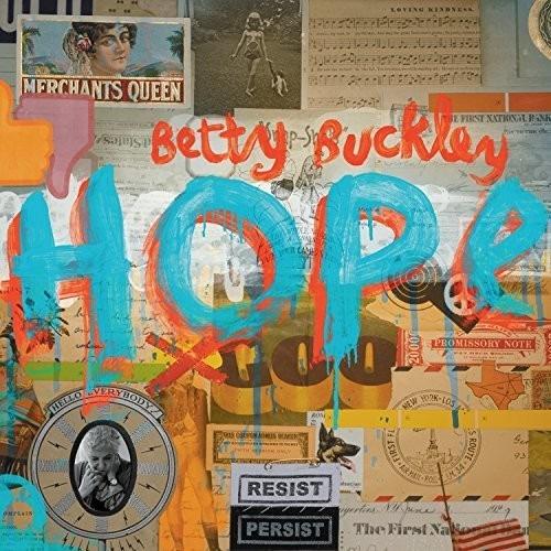 Hope - Betty Buckley - Musik - PALMETTO - 0753957219123 - June 8, 2018