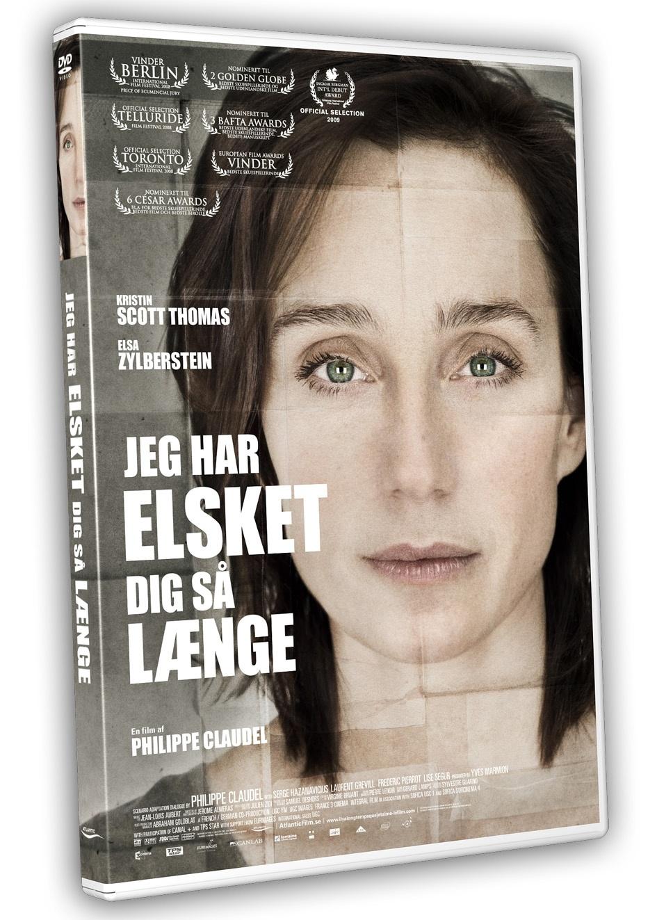 Jeg Har Elsket Dig Så Længe - Philippe Claudel - Film - ATLANTIC - 7319980069123 - 2008