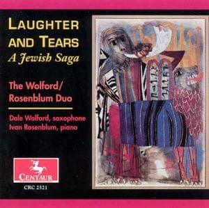Laughter & Tears - Rosenblum / Wolford - Musik - CENTAUR - 0044747252124 - 26/6-2001