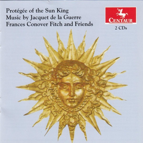 Protegee of the Sun King - Peter Sykes - Musik - CENTAUR - 0044747278124 - 21/3-2012