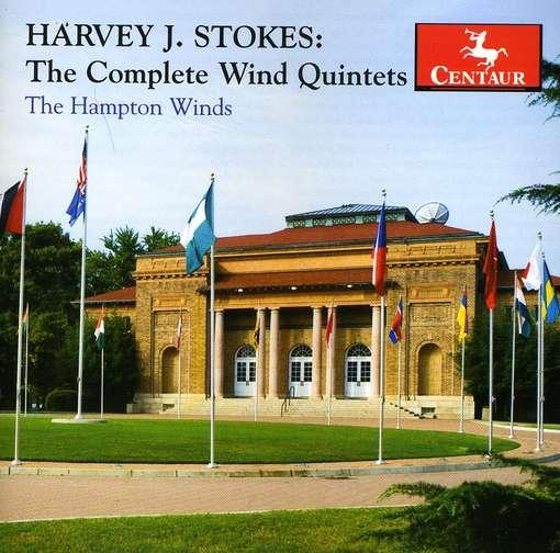 Complete Wind Quintets - Hampton Winds - Musik - CENTAUR - 0044747306124 - April 30, 2014