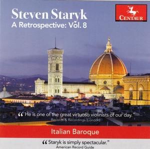 A Retrospective Vol.8 - Steven Staryk - Musik - CENTAUR - 0044747348124 - 7/7-2017