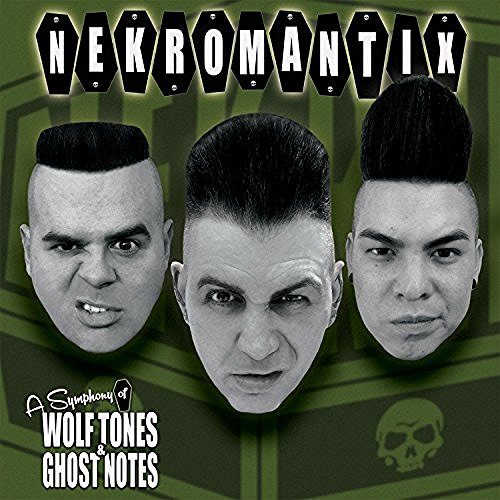A Symphony of Wolf Tones & Ghost Notes - Nekromantix - Musik - ROCK/POP - 0045778053124 - 21/10-2016