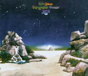 Tales from Topografic -re - Yes - Musik - RHINO - 0081227379124 - September 4, 2003
