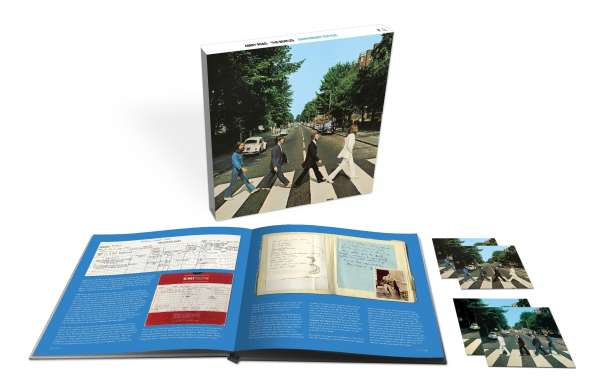 Abbey Road - 50th Anniversary - The Beatles - Musik - Universal Music - 0602577921124 - September 27, 2019