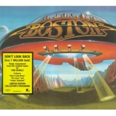 Don't Look Back - Boston - Musik - Sony Owned - 0886971840124 - 7/5-2012