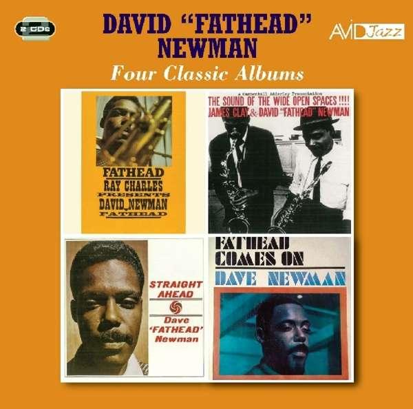 Ray Charles Presents David New - David Fathead Newman - Musik - AVID - 5022810724124 - 6/7-2018