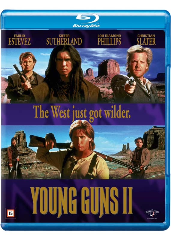 Young Guns 2 -  - Film -  - 5709165356124 - October 8, 2020