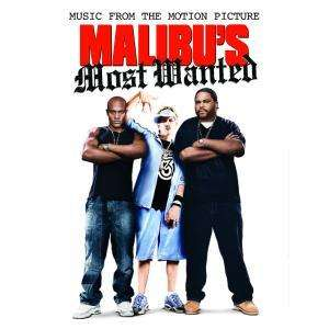 Malibu's Most Wanted - O.s.t - Musik - SOUNDTRACK/OST - 0044003834125 -