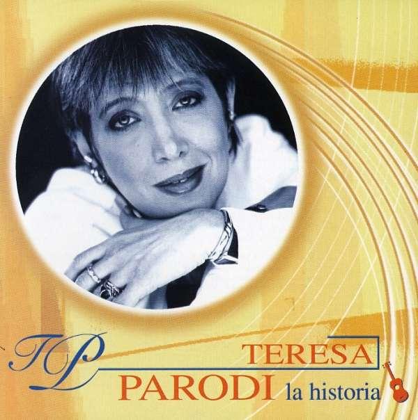 Historia - Teresa Parodi - Musik - POL - 0044006495125 - 17/12-2002