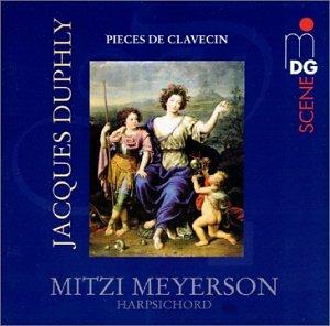 Pieces De Clavecin - J. Duphly - Musik - CENTAUR - 0044747242125 - 14/6-2001