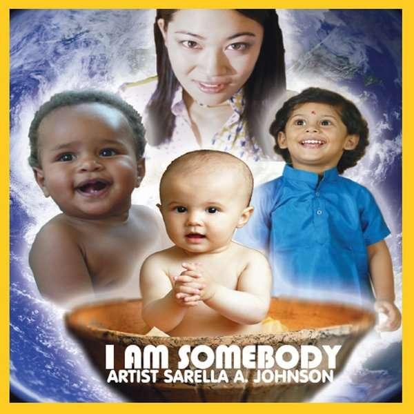 I Am Somebody - Sarella A. Johnson - Musik - Sarella A. Johnson - 0753182903125 - May 18, 2014