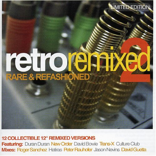 Retro Remixed 2 - Various Artists - Musik - DANCE - 0772408103125 - 31/5-2005