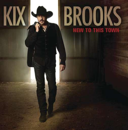 New to This Town - Kix Brooks - Musik - ARISTA - 0886919687125 - 11/9-2012
