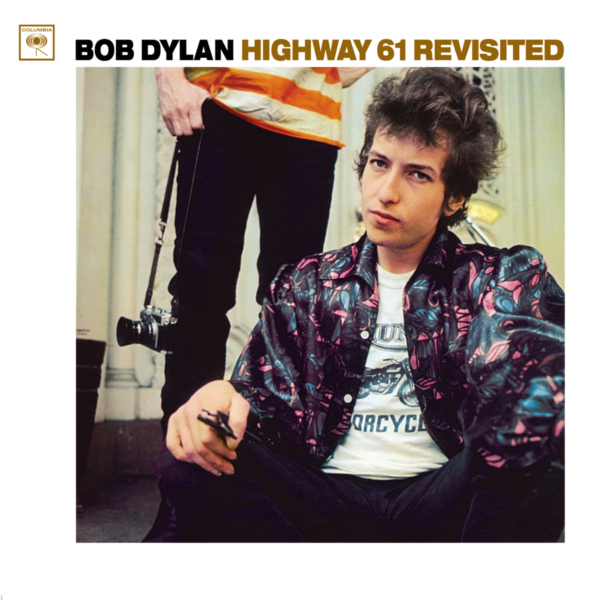Highway 61 Revisited - Bob Dylan - Musik - COLUMBIA - 5099751235125 - March 22, 2004