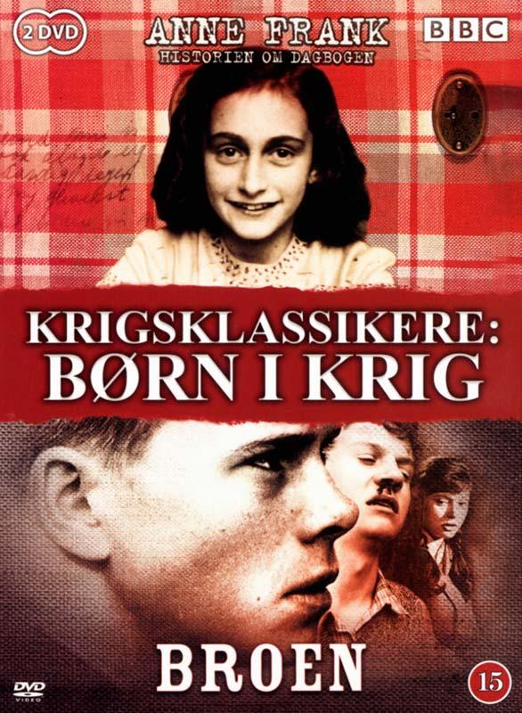 Anne Franks Dagbog / Broen - Krigsklassikere: Børn I Krig - Film - SOUL MEDIA - 5709165052125 - 1970