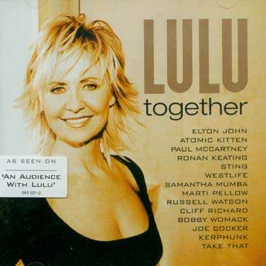 Lulu - Together - Lulu - Musik - Virgin - 0044006302126 - January 18, 2010
