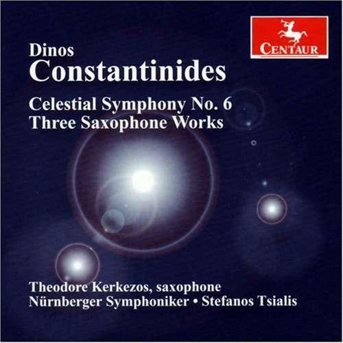 Dinos Constantinide - Kerkezos,theodore / Nurnberger Sym / Tsialis - Musik - Centaur - 0044747287126 - 29/5-2007