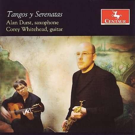 Tangos & Ser - Durst - Musik - Centaur - 0044747290126 - 15/4-2008