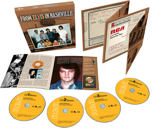From Elvis in Nashville - Elvis Presley - Musik - RCA VICTOR - 0194397594126 - 20/11-2020