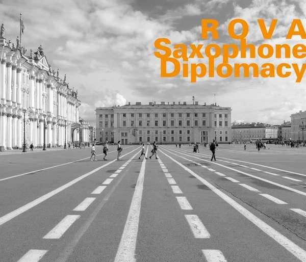 Saxophone Diplomacy - Jon Raskin - Musik - HATOLOGY - 0752156072126 - September 6, 2019