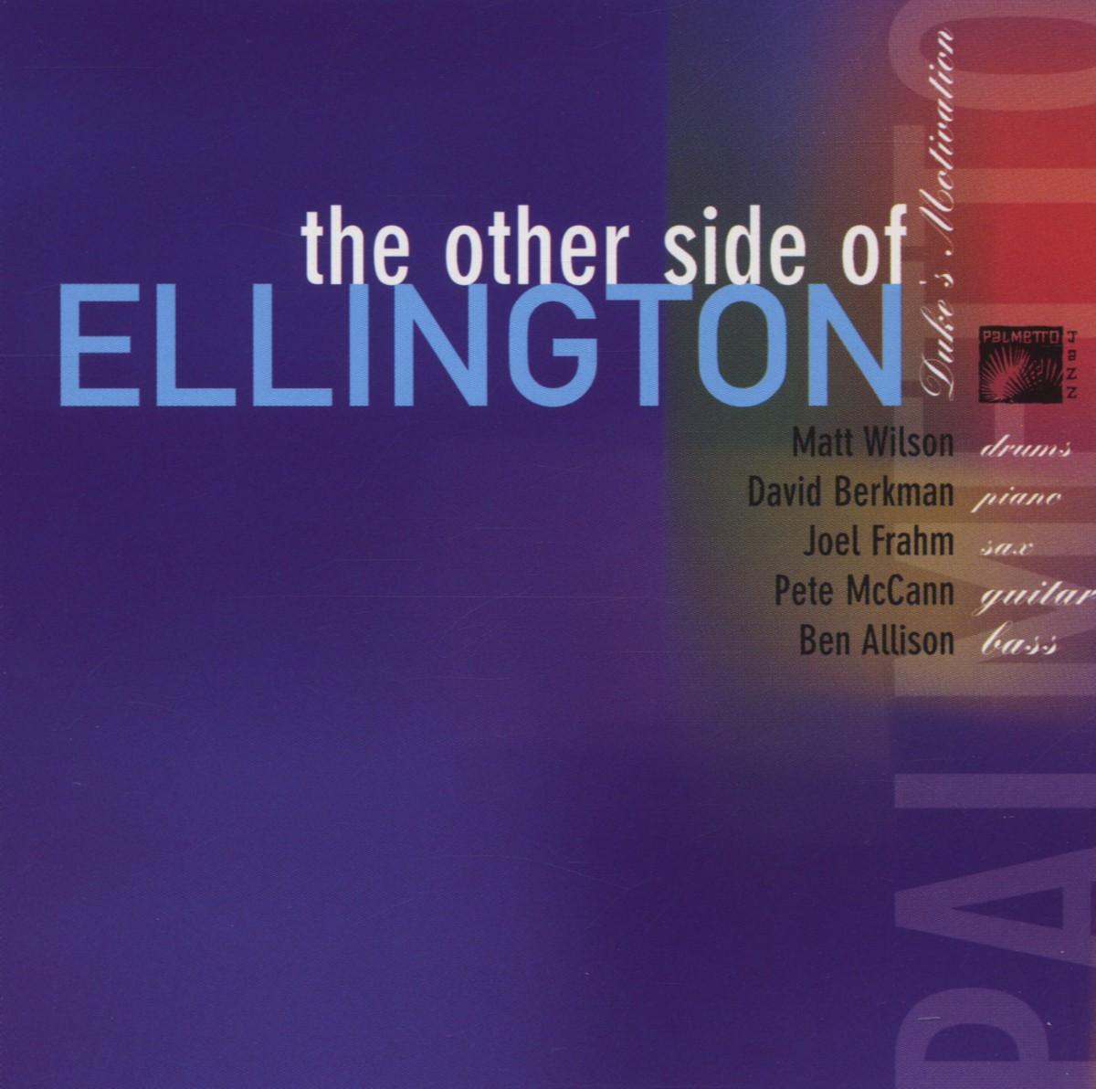 Other Side of Ellington - Palmetto All-stars - Musik - POP - 0753957205126 - October 12, 1999