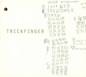 Trickfinger - Trickfinger - Musik - ACID TEST - 0827170147126 - 2/4-2015