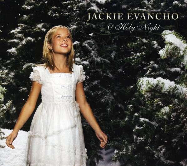 O Holy Night - Jackie Evancho - Musik - POP - 0886978115126 - 4/9-2013