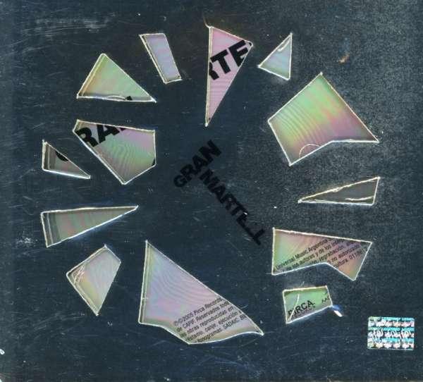 Gran Martell - Gran Martell - Musik - UNIVERSAL - 0044001186127 - December 7, 2005