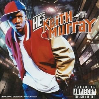 He's Keith Murray - Murray Keith - Musik - RAP/HIP HOP - 0044006350127 - 15/7-2003