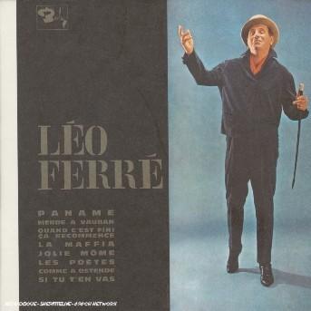 Paname (Vol1) - Leo Ferre - Musik - BARCLAY - 0044007618127 - 28/2-2005
