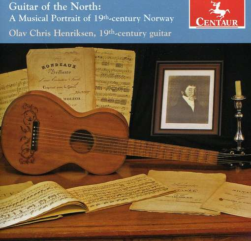 Guitar of the North - Olav Chris Henriksen - Musik - CENTAUR - 0044747318127 - 21/3-2012