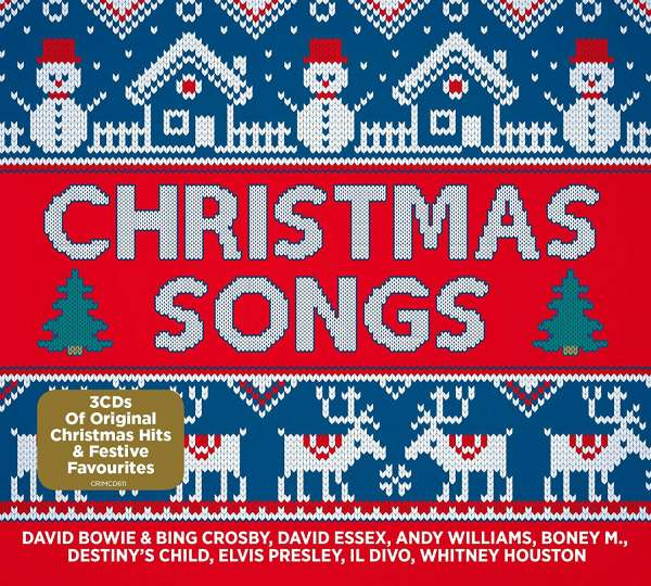 Christmas Songs - V/A - Musik - CRIMSON - 0654378061127 - 10/11-2017