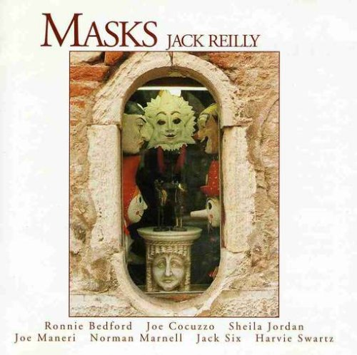 Masks - Jack Reilly - Musik - CD Baby - 0752687900127 - December 17, 2002