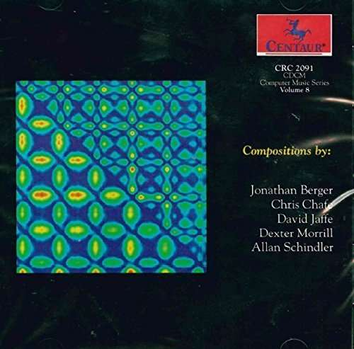 Computer Music Series 8 / Various - Computer Music Series 8 / Various - Musik -  - 0044747209128 - 9/11-1993